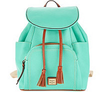 Dooney & Bourke Pebble Leather Large Murphy Backpack - A304970