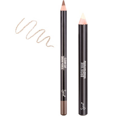 Sigma Brow Pencil and Brow Wax