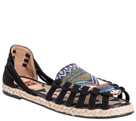 MUK LUKS Slip-On Sandals - Alice