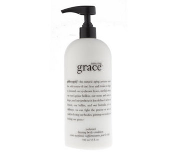 philosophy super-size amazing grace body emulsion Auto-Delivery - A91170