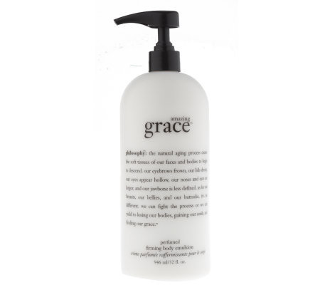 philosophy super-size amazing grace body emulsion Auto-Delivery