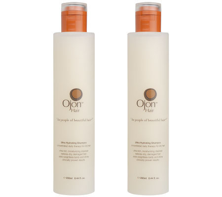 Ojon Ultra Hydrating Shampoo Duo
