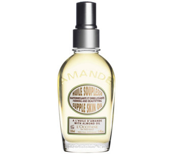L'Occitane Almond Supple Skin Body Oil - A176271