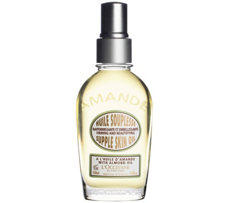 L'Occitane Almond Supple Skin Body Oil