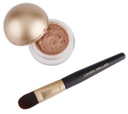 Laura Geller Soft Touch Air Whipped Bronzer with Brush