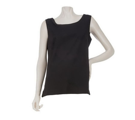 Linea by Louis Dell'Olio Scoop Neck Shell