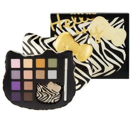 Hello Kitty Wild Things Makeup Palette