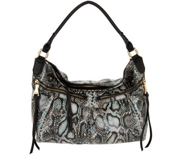 Aimee Kestenberg Pebble Leather Hobo- Monica - A282571