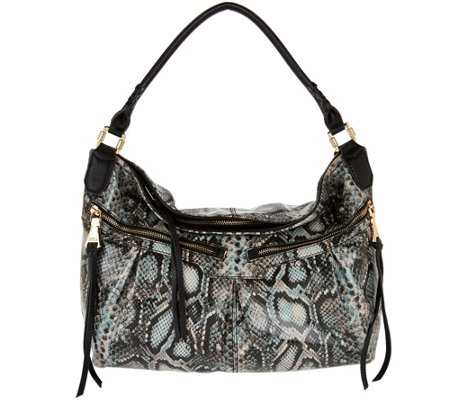 Aimee Kestenberg Pebble Leather Hobo- Monica