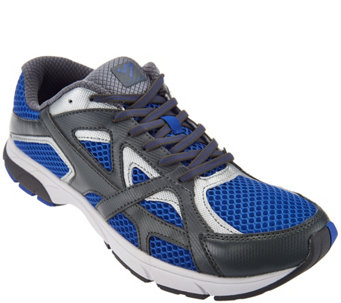 Vionic Orthotic Men's Lace-up Sneakers - Gamin - A285171