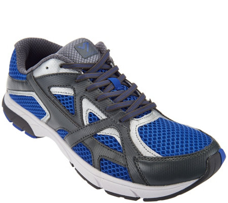 Vionic Orthotic Men's Lace-up Sneakers - Gamin