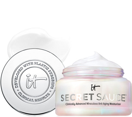 IT Cosmetics Secret Sauce Adv.Anti-Aging Moisturizer Auto-Delivery
