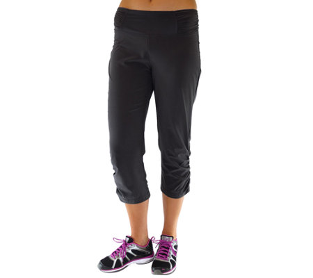 Ryka Woven Relaxed Motion Capris