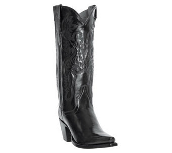 Dan Post Leather Cowboy Boots - Maria - A184372