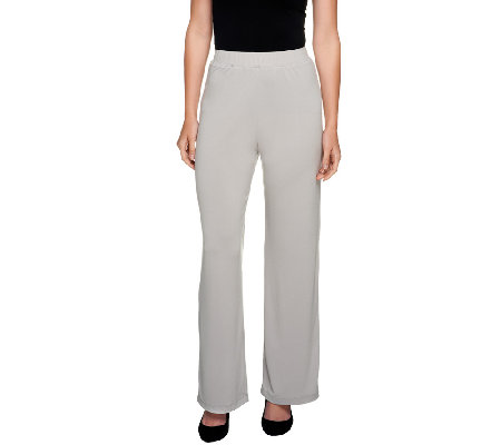George Simonton Tall Crystal Knit Pull-on Pants