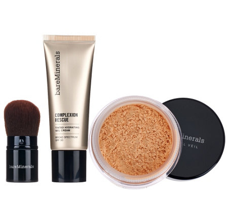 bareMinerals Complexion Rescue 3pc Skin Loving Collection