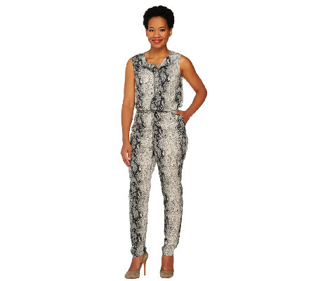 View by Walter Baker Regular Sleeveless Jumpsuit