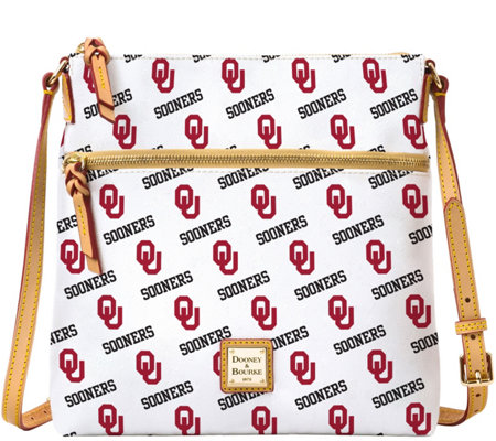 Dooney & Bourke NCAA University of Oklahoma Crossbody