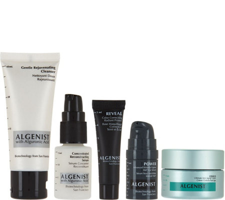 Algenist Flawless Skin 5-piece Starter Kit