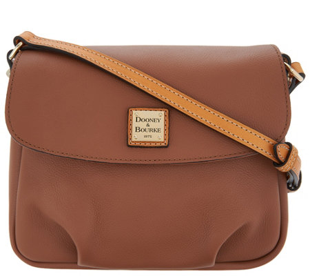 Dooney & Bourke Flap Crossbody Handbag -Summit