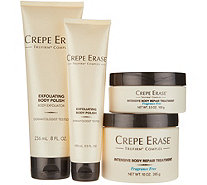 Crepe Erase Home & Away Intensive Body Treatment Auto-Delivery - A342072