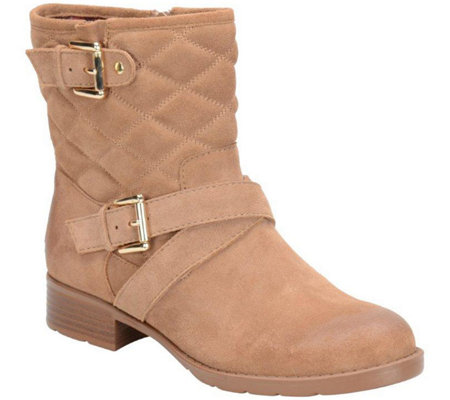 Comfortiva by Softspots Leather or Suede AnkleBoots - Vestry