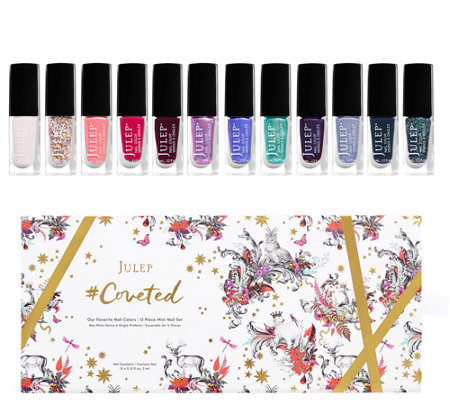Julep 2016 12-Piece Mini Nail Set