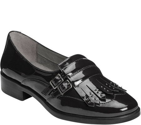 A2 by Aerosoles Wingtip Loafers - Ravishing