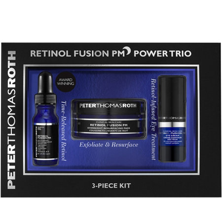 Peter Thomas Roth Retinol PM Power Trio