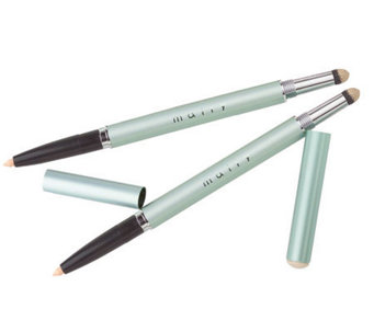 Mally Set of 2 LightWand Eye Highlighter & Brightener - A87872