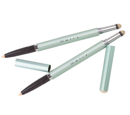 Mally Set of 2 LightWand Eye Highlighter & Brightener