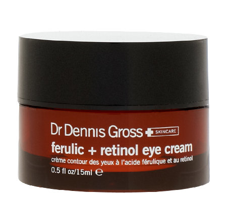 Dr. Gross Ferulic Acid & Retinol Eye Cream Auto-Delivery