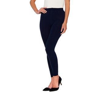 """As Is"" Linea Body by Louis Dell'Olio Seamless Leggings - A278373"