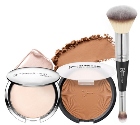 IT Cosmetics IT's Your Naturally Pretty Contouring Duo