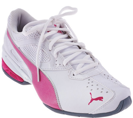 PUMA Lace-up Running Sneakers - Tazon