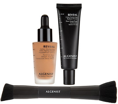 Algenist REVEAL Prime & Cover 3-piece Set Auto-Delivery - A296673