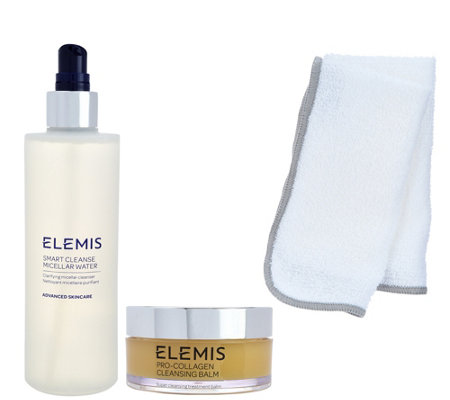 ELEMIS Double Cleanse Duo with Cleansing Cloth Auto-Delivery