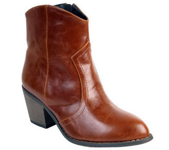 Nomad Western Ankle Boots - Sundance - A330373