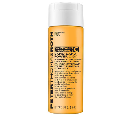 Peter Thomas Roth Camu Camu Vitamin C CleansingPowder