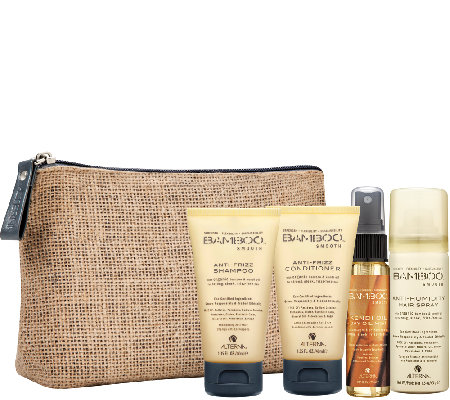 Alterna Bamboo Smooth Hair Transformation Kit