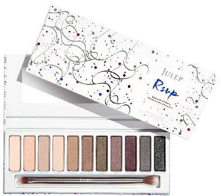 Julep RSVP Eye Shadow Palette