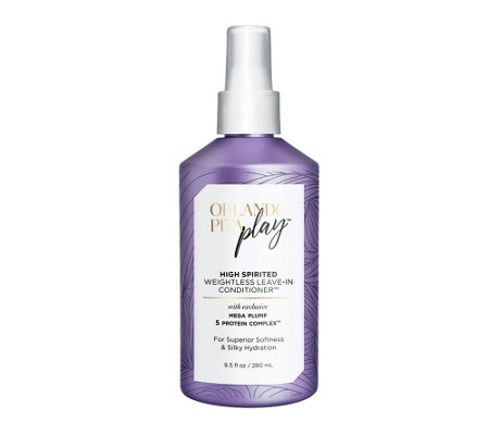 Orlando Pita Play High Spirited Leave-In Conditioner