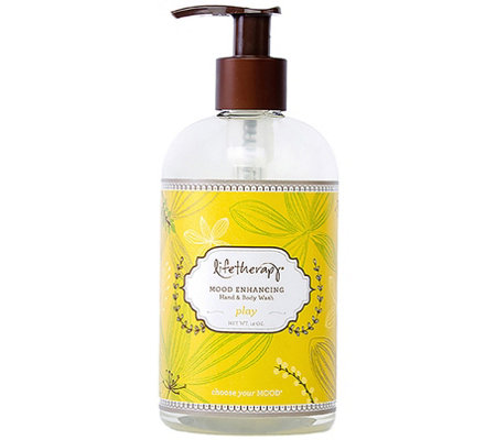 Lifetherapy Mood Enhancing Hand & Body Wash, 12oz