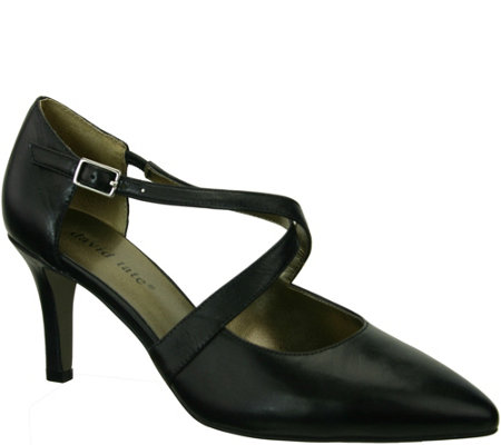 David Tate Leather Pumps - Jojo