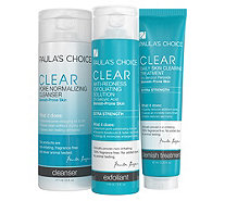 Paula's Choice Three-Piece Clear Kit - Extra Strength - A363873