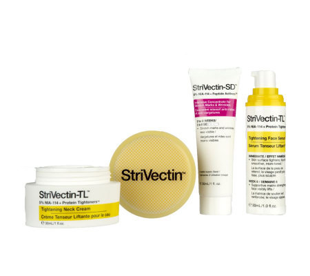 StriVectin Powerful Results Trio for Face and Neck