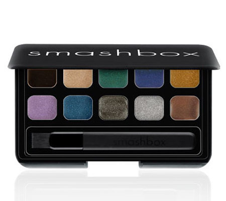 smashbox Metallic Cream Eyeliner Palette
