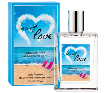 philosophy sea of love 2 fl oz eau de toilette - A266074
