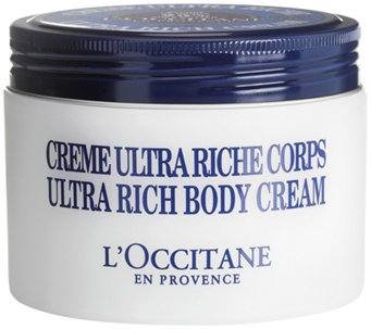 L'Occitane Ultra Rich Shea Body Cream, 7 oz - A314374