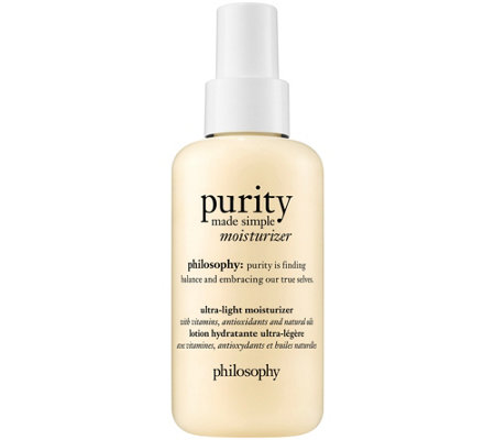 philosophy purity simple ultra-light moisturizer Auto-Delivery